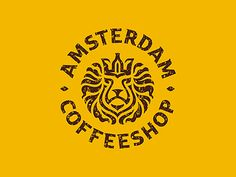 Amsterdam by Bolshakova Tatyana #Design Popular #Dribbble #shots