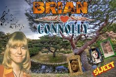 Brian Connolly is my king! ♥ ^_^ ♥ ♥♫♫♥ (◡‿◡)✿