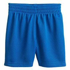 Jumping Beans Mesh Shorts - Baby