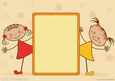Margogl Royalty Free Photos, Pictures, Images And Stock Photography Text Frame, Kids Vector, English Activities, Borders And Frames, Cartoon Kids, Royalty Free Photos, Invitation Cards, Cute Kids, Diy And Crafts