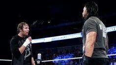 Dean Ambrose y romana Reigns Cara a Cara: fotos | WWE.com