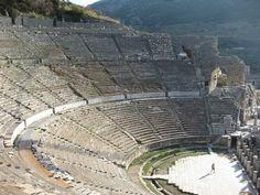 Efes Antik Kenti Tiyatro / Selçuk