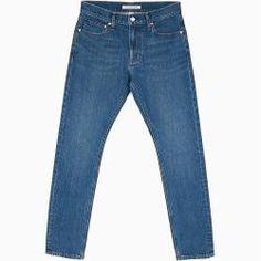 Outlet - Calvin Klein Ckj 026 Slim Fit Jeans mit bestickt 3330 Calvin KleinCalvin Klein