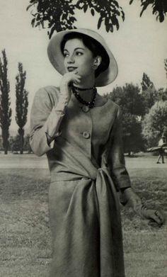 Jean Desses, 1958