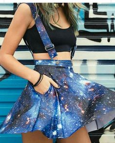 Casual Outfits for Teen Cute Dresses for Casual Look - Cute Outfits Mode Outfits, Fashion Outfits, Womens Fashion, Fashion Trends, School Outfits, Fashion Clothes, Dress Outfits, Fashion 2016, Skater Skirt Outfit For Summer