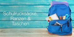 Schulrucksäcke, Ranzen & Taschen