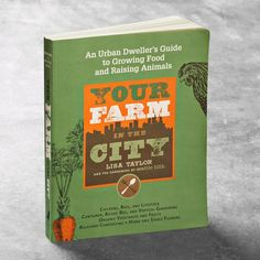 """My go to guide for my """"farming.""""  Has great tables for planting/harvesting, container sizes for each vegetable and pictures of good bugs and bad bugs in the garden."""