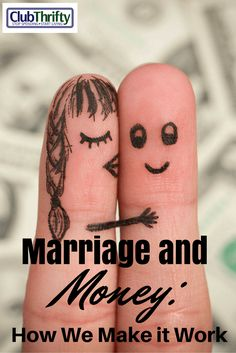Wondering how others handle their marriage and money? Spoiler Alert: We get along. Learn how we handle our finances as a team by reading this awesome post.