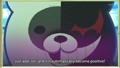 Wise words from Monobear