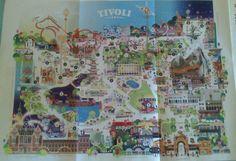Mapa del Tívoli