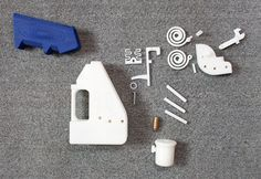 the world s first fully 3Dprinted gun