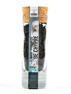 Black Pyramid Salt From Cyprus à commander en ligne - Salts Of The World