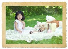 baby picnic photo shoot - Google Search