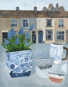 Spring In The Potteries by Rachel Grant