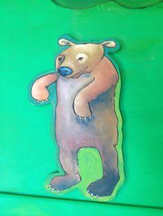 Dyr bjørn