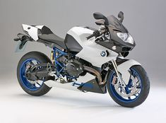 If I ever drive a bike, it will have to be a BMW.