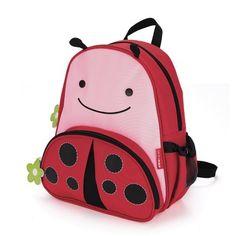 49841e74a66 De ZOO rugzak Ladybug waar plezier en functionaliteit elkaar ontmoeten!  Leuke… Kinderlunchzakken, Kinderzakken