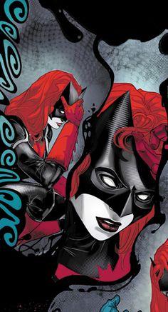 Batwoman tease by TrevorMc112.deviantart.com on @deviantART