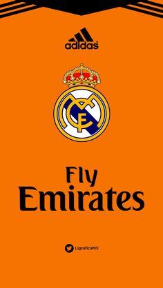 Real Madrid • #iPhone5 Wallpaper • LigraficaMX • 260214CTG