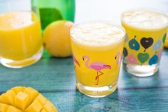 Sparkling+Mango+Lemonade+Recipe
