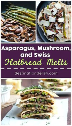 swiss scramble recipes dishmaps mushroom asparagus and swiss scramble ...