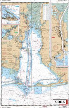 Pensacola and Mobile Bays
