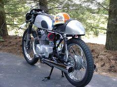 1976 Honda CB 200T