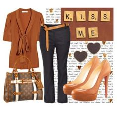 Fall Outfit .... Riding boots.