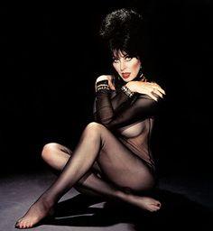 Classic Hotties: Elvira - Hollywood Gossip | MovieHotties.com