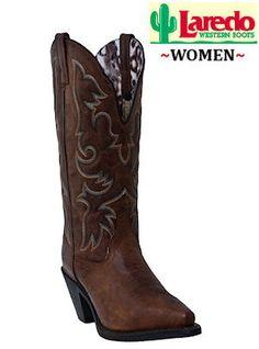 Botas de la Mujer
