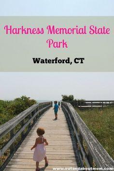 Harkness Memorial State Park