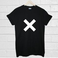 The xx t shirt top rum band cd coexist hipster mens womens t shirt all