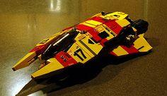 Unknown starfighter by dasnewten Lego Spaceship, Lego Robot, Spaceship Design, Lego Mecha, Spaceship Concept, Concept Ships, Robots, Concept Art, Lego Design