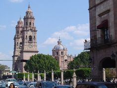 Morelia, Michoacan, Mexico