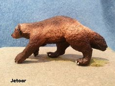 Wolverine (Safari LTD - North American Wildlife) - Animal Toy Forum