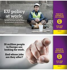 Voters: New UKIP adverts are not racist