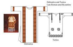 Dalmatica and Tunica Flat Tunic Design by JINSUK OH at Coroflot