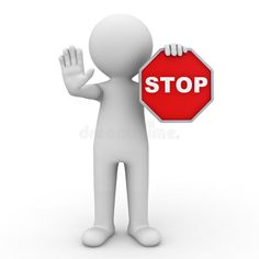 man showing stop sign. man making stop sign on white background , Powerpoint Animation, 3d Man, Sculpture Lessons, Cute Emoji, Poster Ideas, Creative Logo, Business Marketing, Dolphins, How To Draw Hands