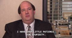 12 Times We Were All Kevin From 'The Office'