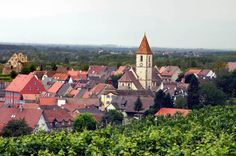 Vogtsburg im Kaiserstuhl-Burkheim