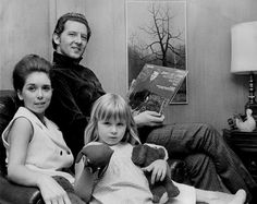 Jerry Lee Lewis, his wife Myra Lewis, and daughter, Phoebe Lewis