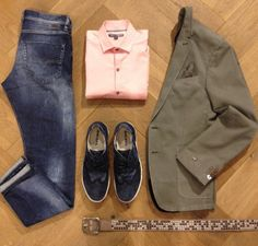 Fashion floor for men... outfit by Cast Iron & Diesel www.ruysfashion.nl