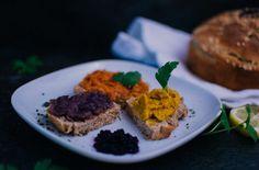 Die zehn besten herzhaften veganen Brotaufstriche