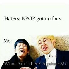 Kpop haters