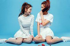 Азиатские девушки~|Asian girls Chae Eun & JungYeon