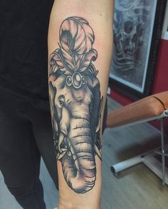 Thanks @joanna_bialas ! ☺️ #elephant #elephanttattoo #tattoo #tattooart #tattooporn #tattoofriday #neotraditional #neotraditionals #tattooapprentice #tattooapprenticeship #demolka #ink #inked #inklife #inkspiration #vsco #vscocam #vscobest #pic #picoftheday #instadaily #instaart