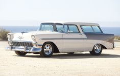 1956 - Chevy Bel-Air Nomad
