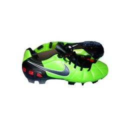 NIKE TOTAL90 LASER III FG ELECTRIC GREEN 5725cb91dbbc