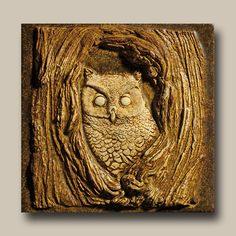 Craftsman Tile, Whittling Wood, Cat Flowers, Tile Projects, Clay Tiles, Handmade Tiles, Arts And Crafts Movement, Decorative Tile, Tile Art