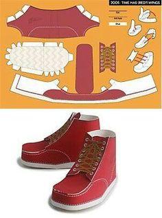 Cajita zapato